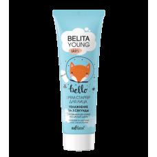 """BELITA YOUNG SKIN - Крем-стартер для лица """"Увлажнение за 3 секунды"""""""